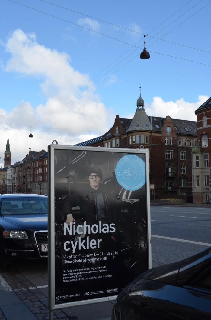 Fietsportret Copenhagen